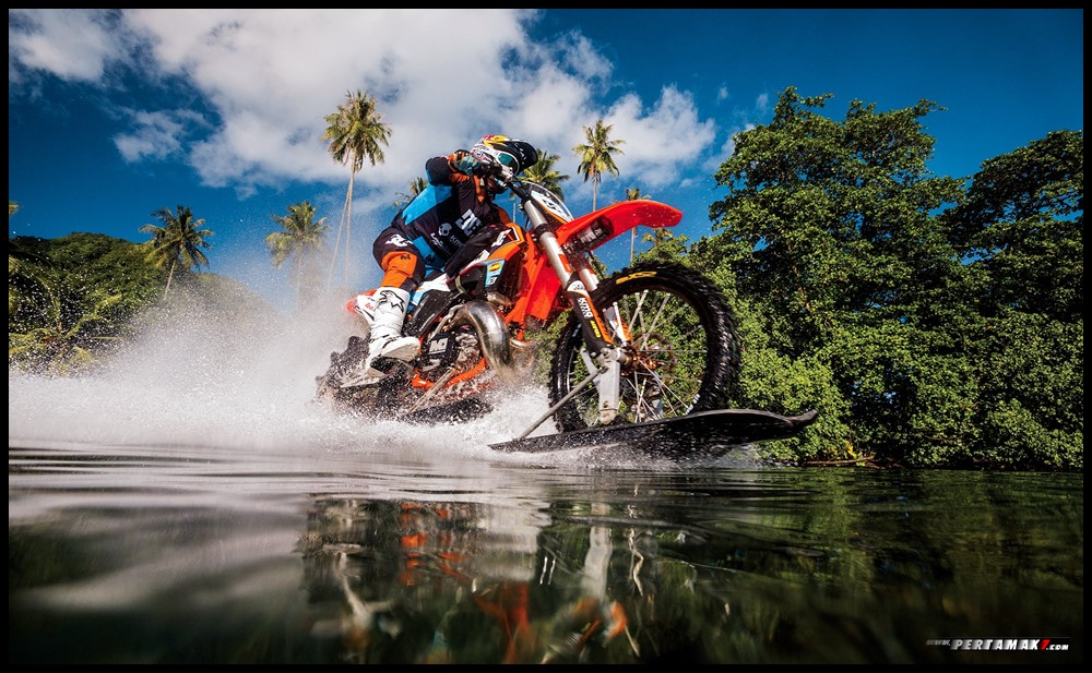 KTM 250XC Lintasi Air
