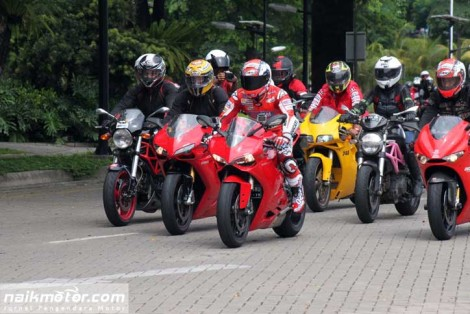 Ducati Superbike Owners Indonesia