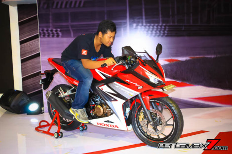 Gallery Launching All New Honda CBR150R 2016 di Sentul 22 Pertamax7.com