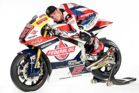 sam lowes Federal Oil Gresini Moto2