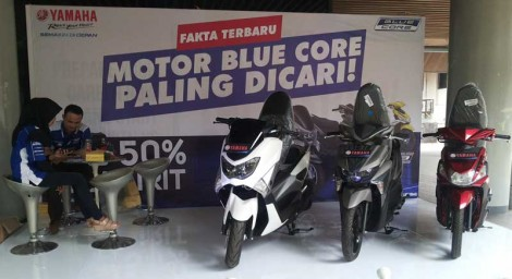 Blue Core Yamaha Product