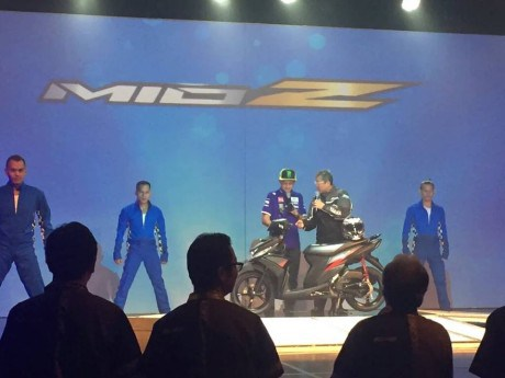 launching yamaha Mio Z di diler meeting bali tmcblog.com