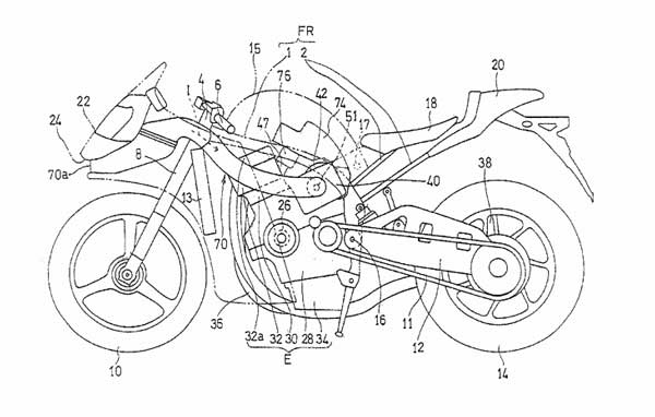 patent kawasaki supercharged engine