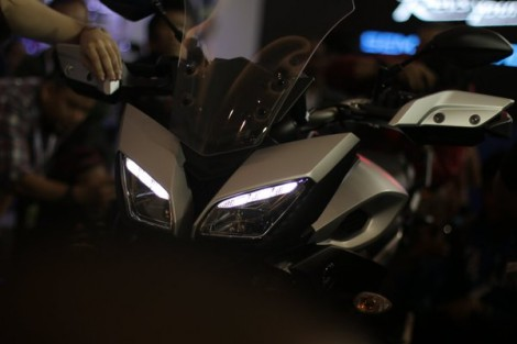 headlamp yamaha MT-09 Tracer