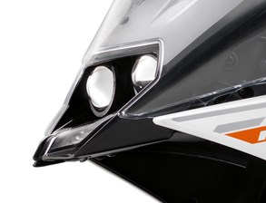 Headlight KTM RC390 2016 pertamax7.com