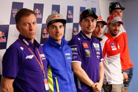 Jorge Lorenzo Press Conference MotoGP Jerez 2016