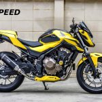 honda CB500F K-Speed modified