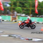 Testride All New Honda CBR150R 2016 Racing Red Purwokerto Pertamax7.com