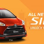 Toyota Sienta unlock your playground