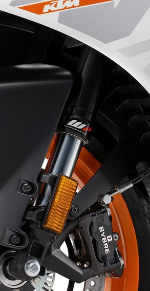 WP Performance USD KTM RC390 2016 pertamax7.com