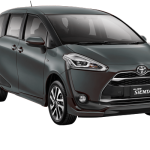 Warna Toyota Sienta grey metallic