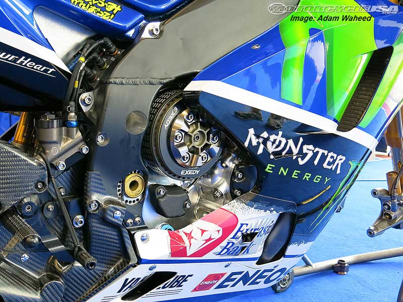 Yamaha M1 Clutch Umur Part Racing MotoGP