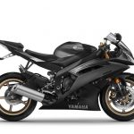 Yamaha R6 Matt Grey Studio