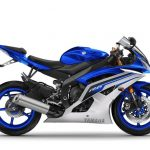 Yamaha R6 Race Blue Studio