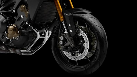 front wheel Yamaha MT09 Tracer