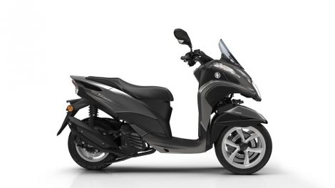 2016 Yamaha Tricity 155 EU OXFORD Grey Studio