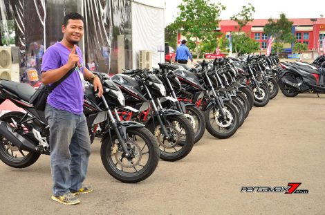 The 10 Astra Honda Safety Riding Competition 2016 Batam