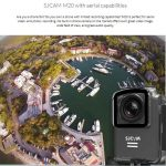 Aerial video and photo recording SJCAM M20 ActionCam pertamax7.com