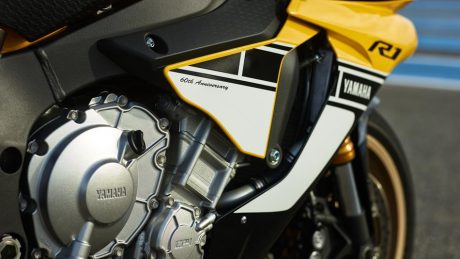 All New Yamaha R1 60th Anniversary Edition warna Kuning 10 Pertamax7.com