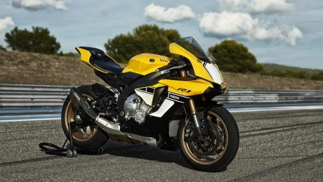All New Yamaha R1 60th Anniversary Edition warna Kuning 33 Pertamax7.com