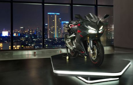 All new Honda CBR250RR Indonesia by Astra Honda Motor Pertamax7.com