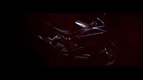 Expect The Unexpected All New Honda CBR250RR Twin Cylinder Teaser By Welovehonda 10 Pertamax7.com
