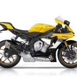 Foto Studio All New Yamaha YZF-R1 60th Anniversary Edition Kuning Pertamax7.com 1