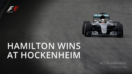 Hamilton Wins At Hockenheim Formula 1 German Grand Prix 2016 pertamax7.com