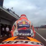 Marc Marquez Flag To Flag MotoGP Germany 2016 pertamax7.com