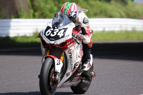 Nicky Hayden Honda CBR1000RR LED Suzuka 8 Hours Endurance Road Race