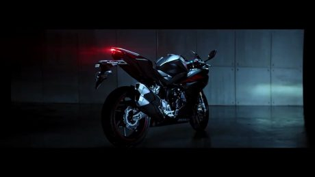 Video Detail All New Honda CBR250RR