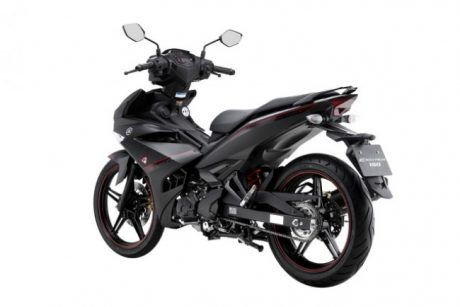 Yamaha Jupiter MX King 150 Hitam Doff aka Yamaha Exciter 15 Matte Black Vietnam Limited Edition