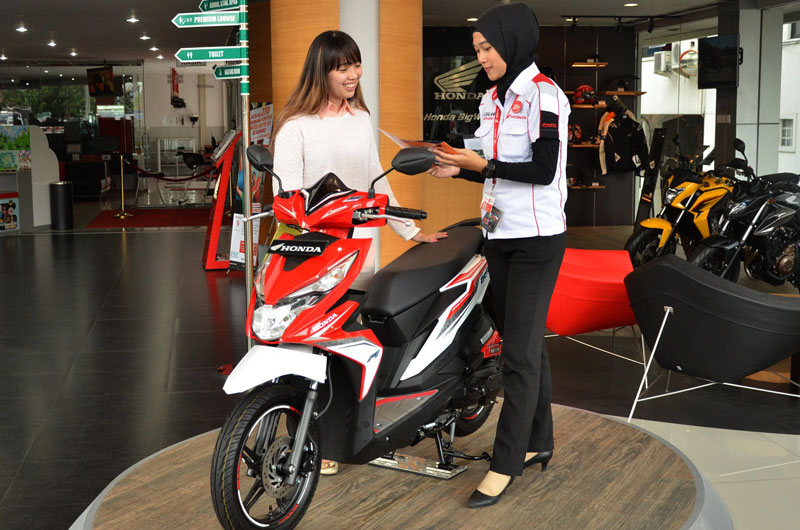 Nih 10 Motor Terlaris Bulan September 2016, ya Honda Beat