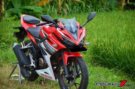All New Honda CBR150R Racinng RED AHRT Pertamax7.com