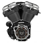 All New Milwaukee Eight Engine Harley-Davidson Pertamax7.com 1