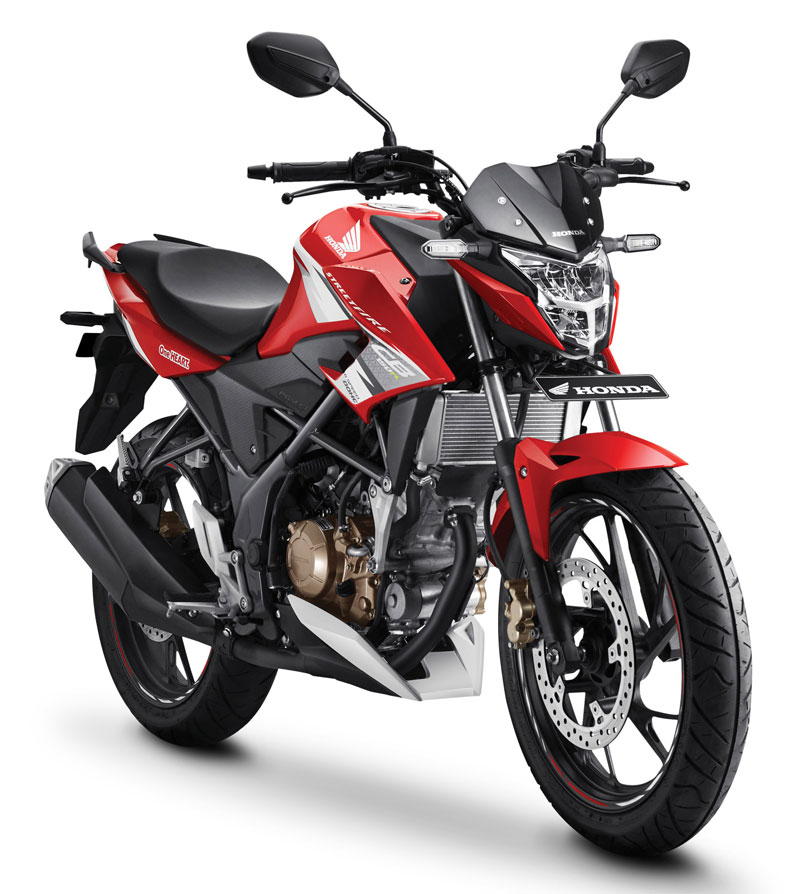 All New New-Honda CB150R StreetFire Special Edition Honda Racing Red pertamax7.com