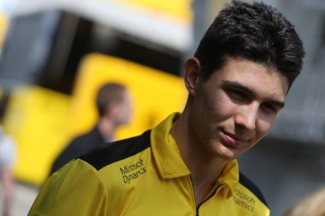Esteban Ocon, Pengganti Rio Haryanto di F1 Manor Racing Team