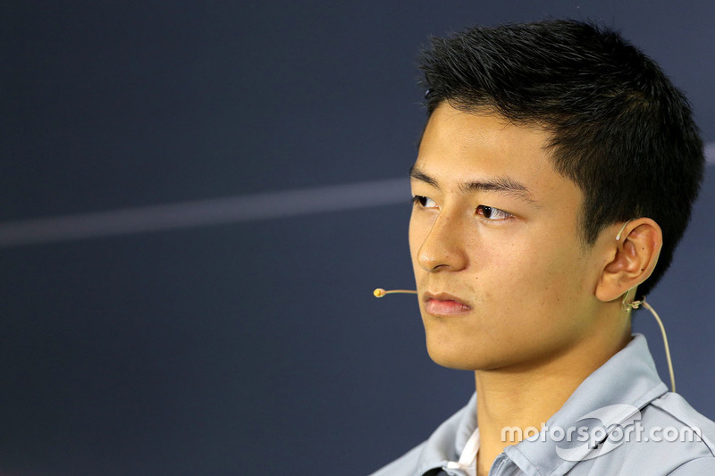 F1 German Gp 2016 Rio Haryanto Manor Racing pertamax7.com