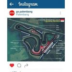 Inikah Layout Jakabaring Internation Circuit Palembang MotoGP Indonesia 2018 pertamax7.com