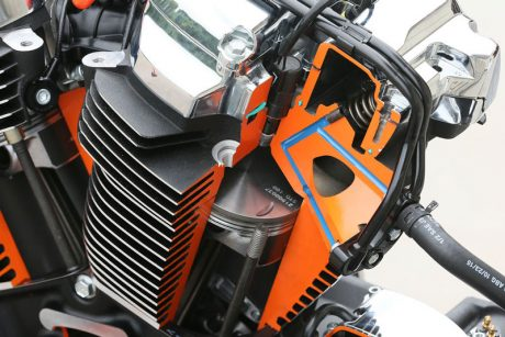 Jalur Oli All New Milwaukee Eight Engine Harley-Davidson Pertamax7.com