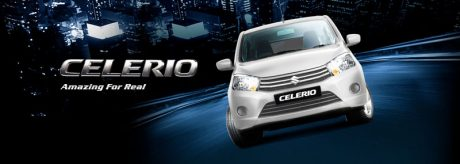 Suzuki Celerio Amazing For Real pertamax7.com