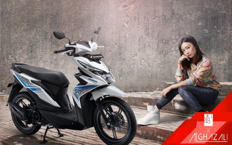 Wallpaper All New Honda BeAT eSP JKT48 2016 pertamax7.com