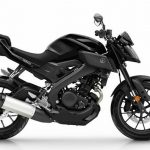 2017 Yamaha MT 125 EU Tech Black