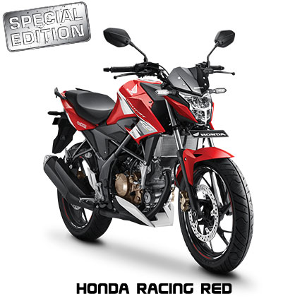 All New Honda CB150R Streetfire Macho Black Pertamax7.com