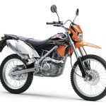 Kawasaki KLX150BF 2016 Blazing Orange 16_KLX150F_ORG_RS