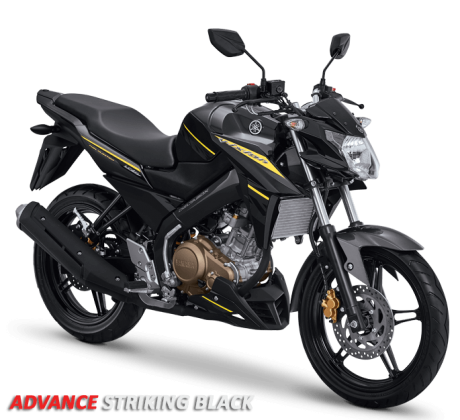 Yamaha New Vixion Advance  Hiam Striking black 2016 pertamax7.com
