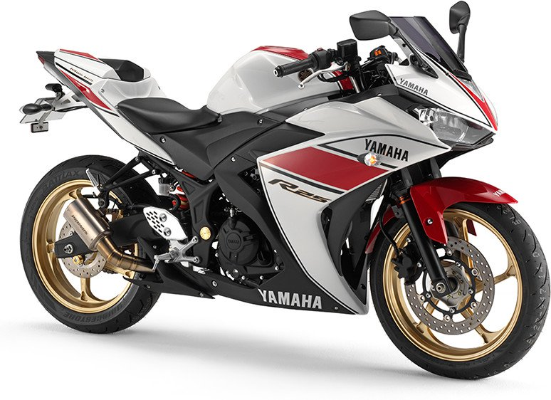 Yamaha R25 Modified