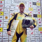 Anthony West Yamaha R6 Juara Race 1 ARRC India 2016 Kelas Supersport 600 pertamax7.com