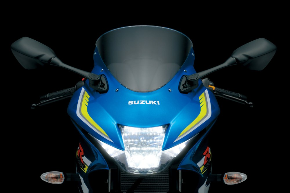 LED Headlamp Suzuki GSX-R125 ON pertamax7.com