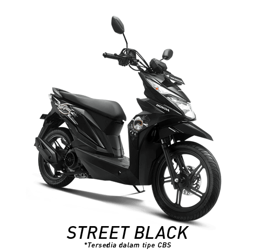 Wujud All New Honda BeAt Street eSP Pertamax7.com